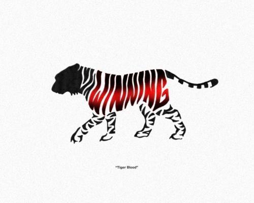 Charlie Sheen Meltdown duh tiger blood winning - 4521878272