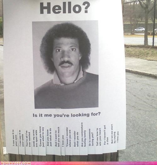 funny,Hall of Fame,lionel richie