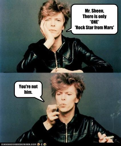 actor,celeb,david bowie,funny,Hall of Fame,Music