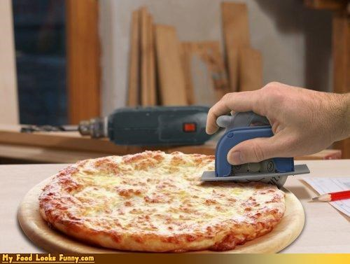 pizza cutter saw skill saw tableware tool - 4522148864