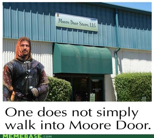 Lord of the Rings mordor you-cant-simply-walk-in - 4522510080