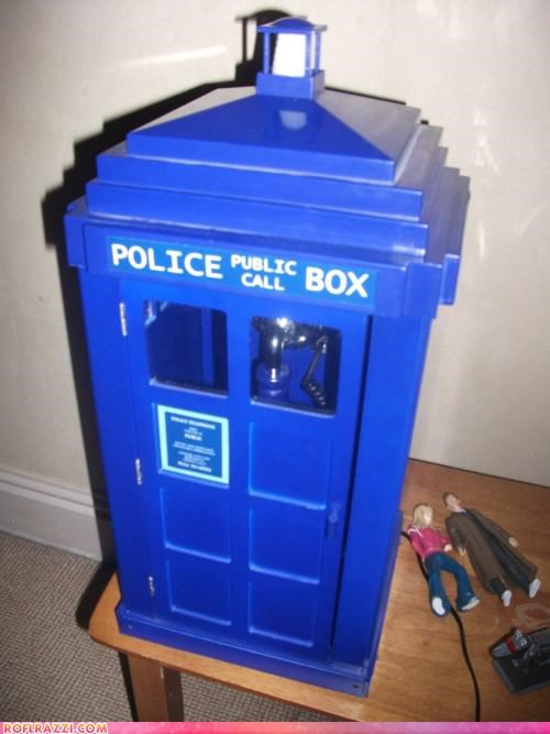 cool doctor who Hall of Fame sci fi stuff tardis