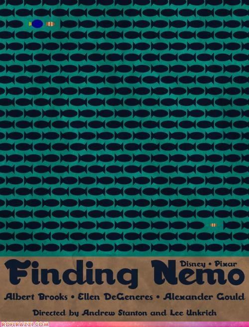art disney finding nemo Movie posters - 4522721280