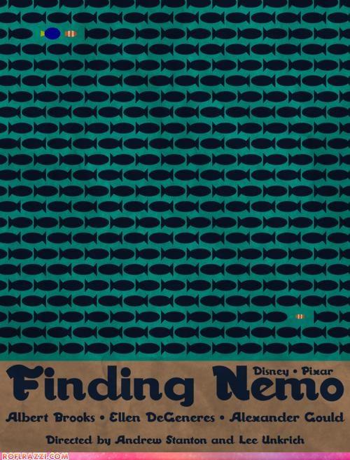 art disney finding nemo Movie posters - 4522721280