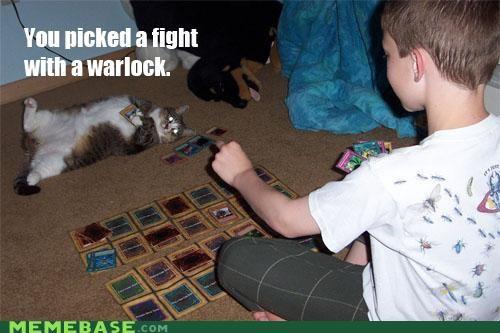 Charlie Sheen warlock Yu Gi Oh - 4522787840
