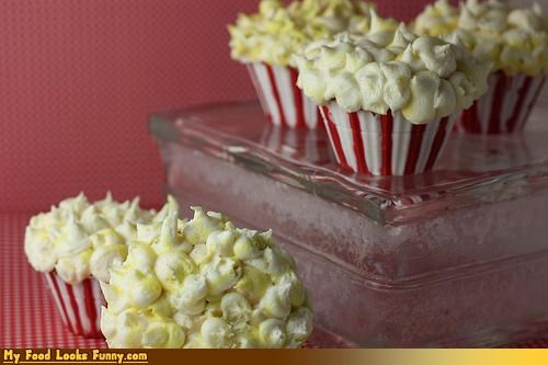 cake cucpackes dessert Popcorn sweets - 4523034624