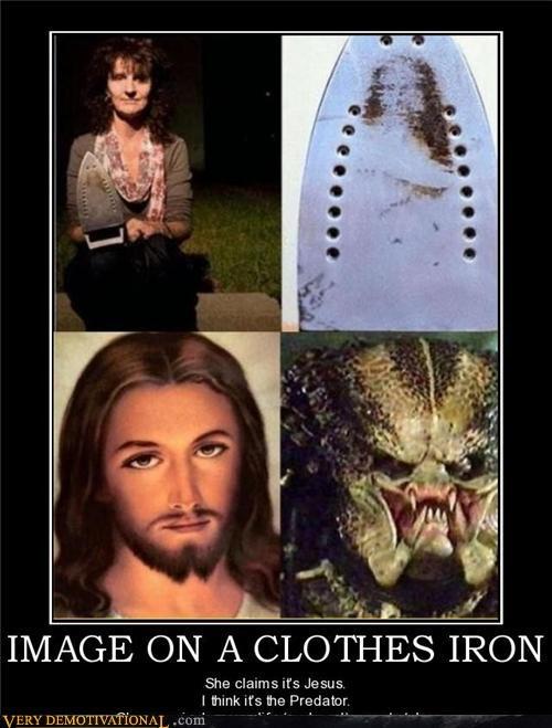 iron,jesus,Predator