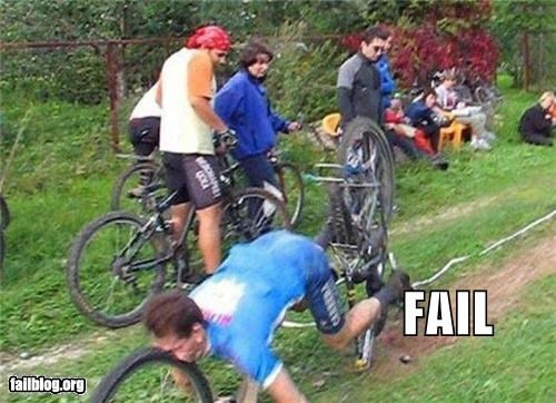 bikes faceplant failboat g rated ouch outdoors riding sports - 4524530176