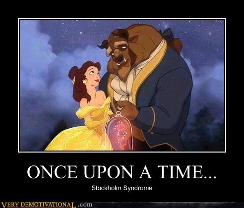 ONCE UPON A TIME... Stockholm Syndrome
