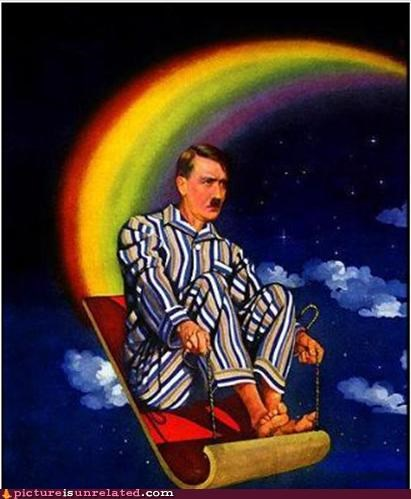 hitler,magic carpet,nuff said,wtf