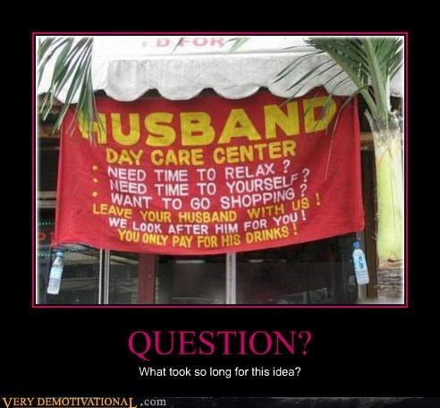 booze day care drinks husband question - 4526653696