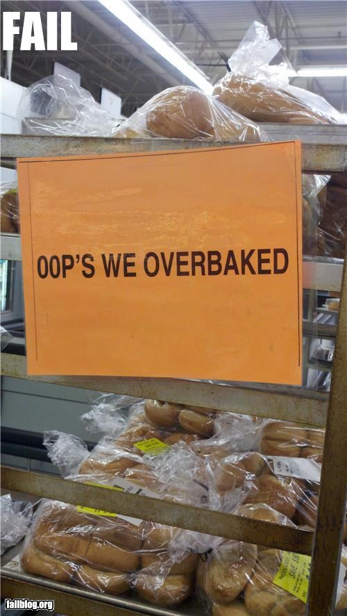 bakery failboat g rated grocery store oops signs spelling - 4526841600