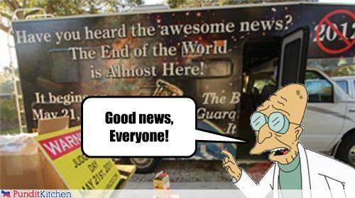 apocalypse bible conservatives futurama professor farnsworth religion - 4527597824