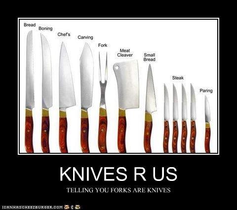 KNIVES R US