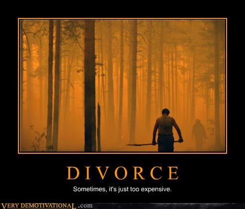 divorce,Forest,hard work,lonely