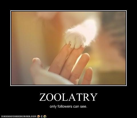 ZOOLATRY only followers can see.