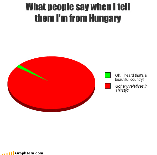 countries hungary le sigh Pie Chart puns thirsty Turkey - 4529295104