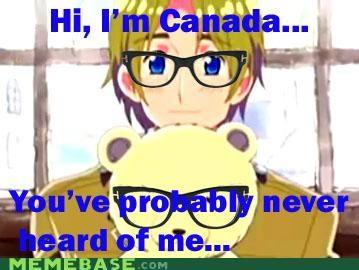 Hipster Hetalia: Canada