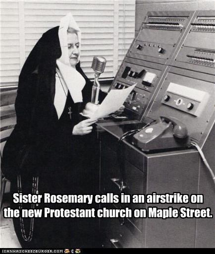 funny historic lols nun Photo religion