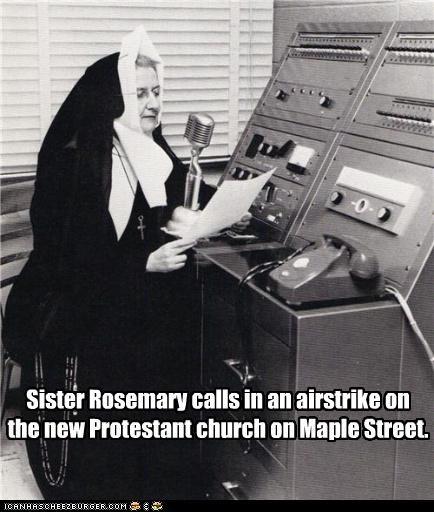 funny historic lols nun Photo religion - 4530697984
