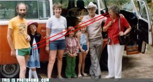 cant-unsee crotch family photobomb shorts wtf - 4531223040