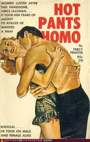 gay jokes jazzman love Pulp romance wtf - 4531484928