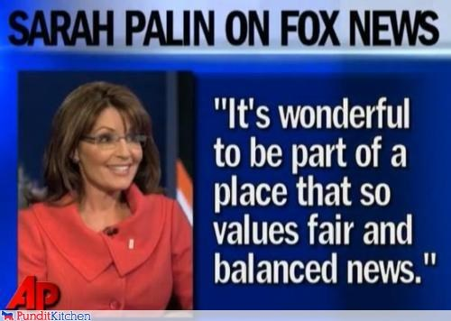 fox news idiots news Sarah Palin - 4532180480