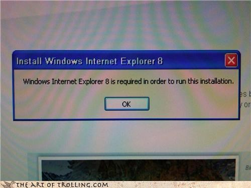 internet explorer IRL recursion what is that is that a browser who would use that windows - 4532234496