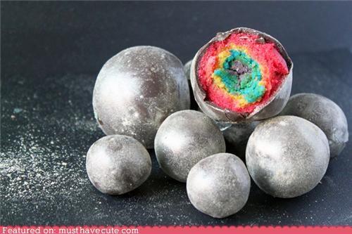 balls cake chocolate epicute gold St Patrick's Day - 4532374016