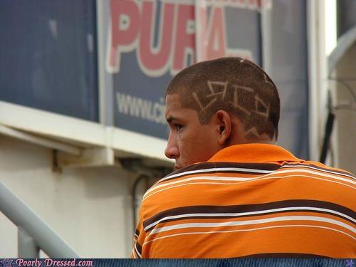 cholo hair haircut loco wtf - 4534395904