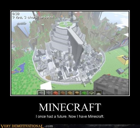 city future Hall of Fame mine craft wtf - 4534697216