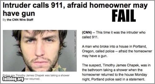 911,crime,failboat,g rated,guns,police,Probably bad News
