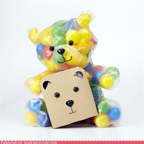 bag bear hold storage stuff