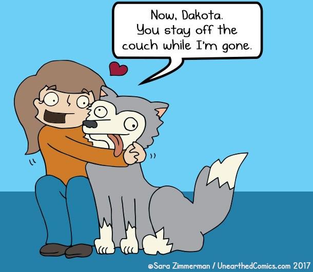 dogs manipulative iluustration web comics - 4536069