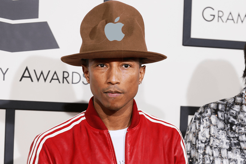 pharrell review apple watch instagram - 453637