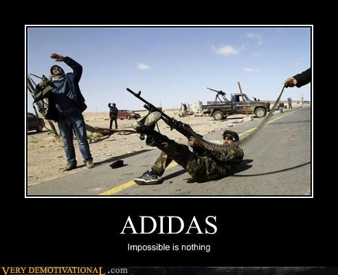 adidas,guns,shoes,war