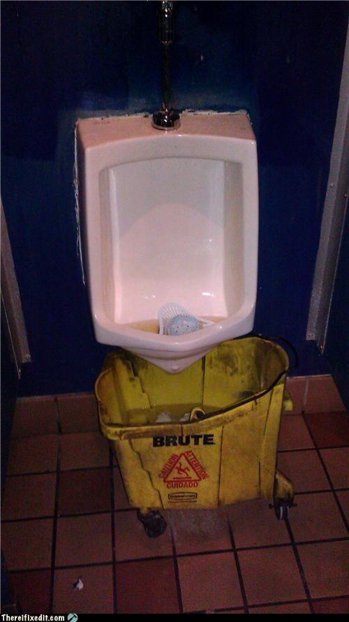 bathroom plumbing Professional At Work - 4537069568