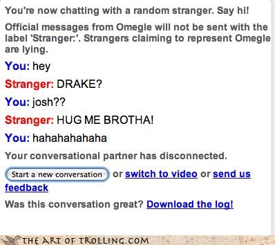 brothers,drake and josh,its-a-dumb-show-but-yall-seem-to-like-it,manic laughter,nickelodeon,Omegle