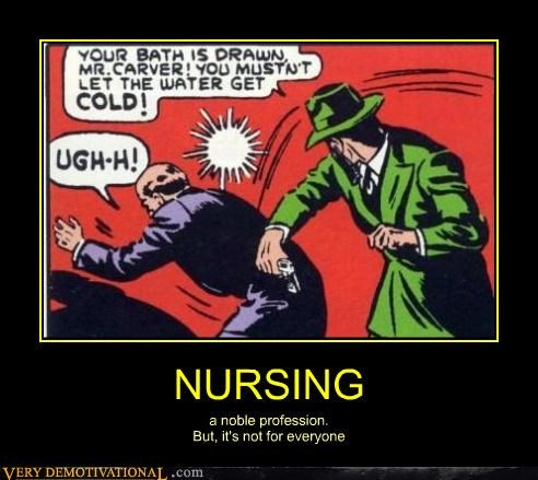 comics hilarious noble nursing profession