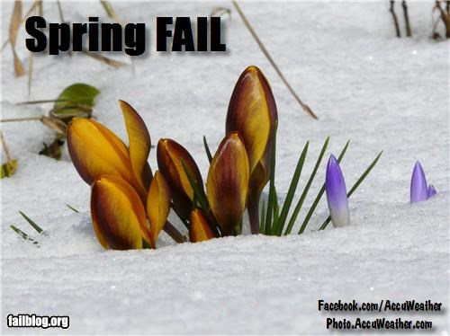 Spring FAIL Source: AccuWeather.com ( http://ow.ly/4aUNA )