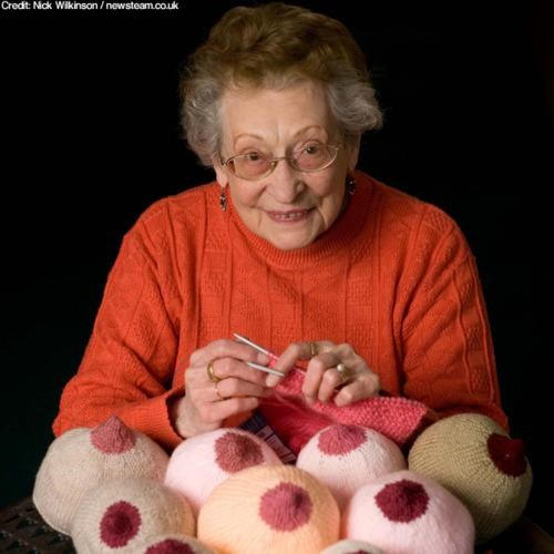 Everybody Needs A Hobby,Knitted Tits,worlds-greatest-grandma