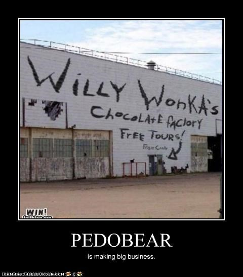 PEDOBEAR is making big business.