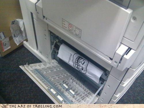 did iiii do that IRL no wonder it never works paper printer steve urkel - 4538451712