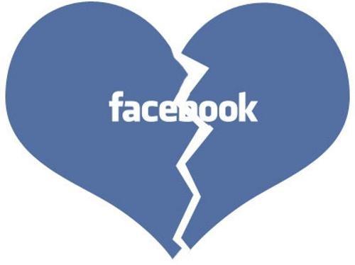 facebook,Facebook Divorce,Troubling Statistic