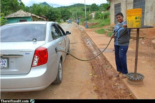 cars gasoline Professional At Work south america wtf - 4538595840