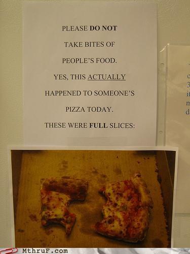 idiot kitchen passive aggressive pizza thief waste - 4538598400