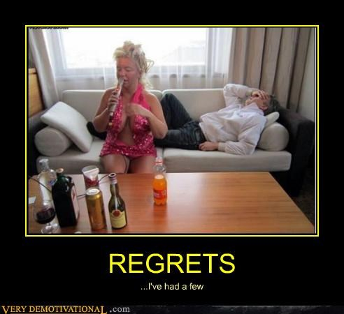 bad idea drunk regrets wtf - 4538648832
