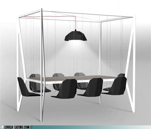 chairs swing table - 4538772224