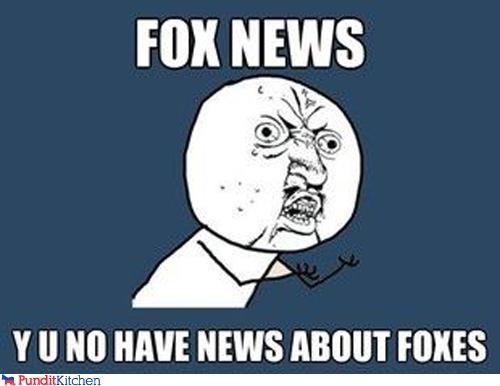 fox news Memes Y U No Guy - 4538783232