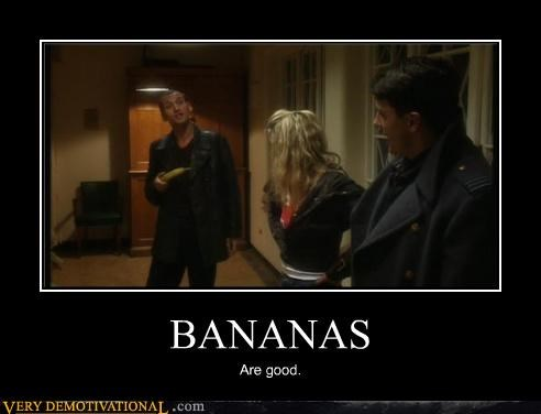 bananas,doctor who